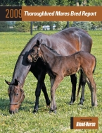 2009 Thoroughbred Mares Bred Report