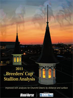 2011 Breeders' Cup Stallion Analysis