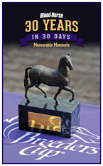 Breeders' Cup 30 Years in 30 Days from BloodHorse.com