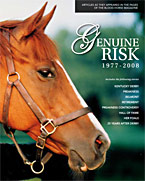 Genuine Risk.  Secretariat/race horses  Pinterest