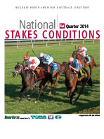 National Stakes Conditions Book - 3rd Quarter 2014