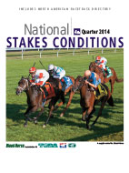 National Stakes Conditions Book - 4th Quarter 2014