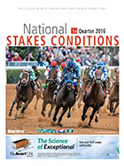National Stakes Conditions Book 1st Quarter 2016