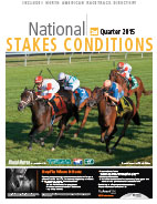 National Stakes Conditions Book 2nd Quarter 2015