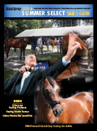 2014 Summer Select Thoroughbred Sales Guide