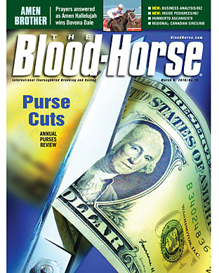 The Blood-Horse: 3/6/2010 issue