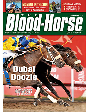 The Blood-Horse: 4/03/2010 issue