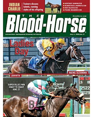 The Blood-Horse: 07/04/2009 issue
