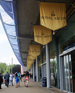 Welcome to Royal Ascot 2012