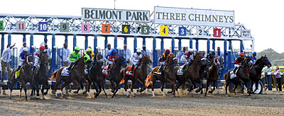 The 142nd Belmont Stakes.