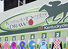A visual look at the field for the 2011 Kentucky Derby.