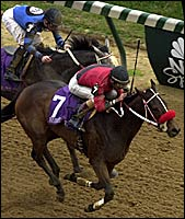 Breeders' Cup Upsets Continue in Juvenile Fillies