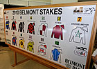 Ice Box Draws Post Position 6 in Belmont