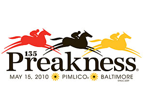 2010 Preakness Logo Unveiled