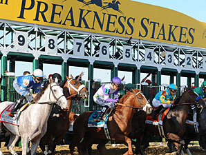 Increased Security Set for Preakness Weekend