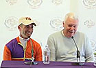 Breeders' Cup: Distaff Press Conference