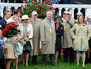 Orb's Connections Receive KY Breeder Award