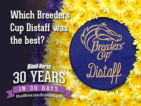 30 Years in 30 Days: Best Distaff Poll