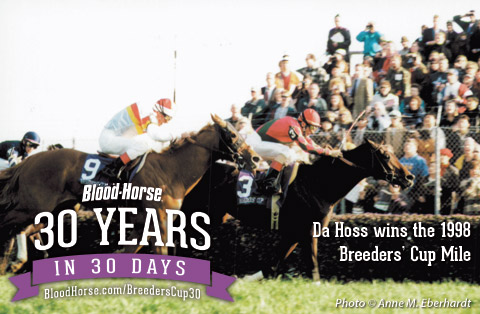 30 Years in 30 Days: Da Hoss' Miracle Mile