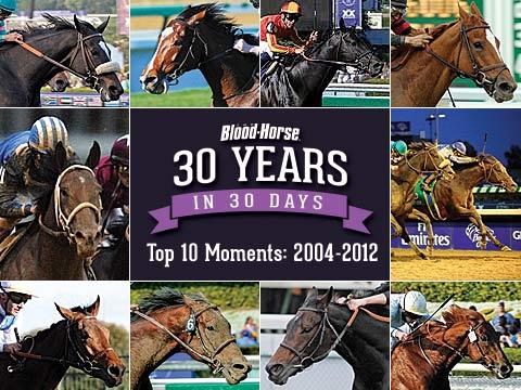 30-in-30: Top 10 Breeders' Cups 2004-2012