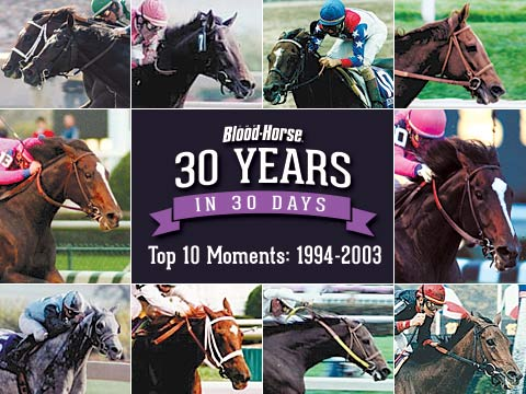 30-in-30: Top 10 Breeders' Cups, 1994-2003