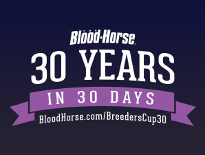 Breeders' Cup: 30 Years in 30 Days
