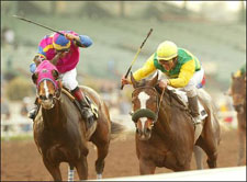 A.P. Adventure After Elusive Win in La Canada