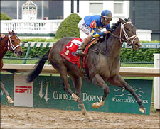Ashado Wins Kentucky Oaks