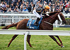 Able Friend Storms to Stewards' Cup Triumph