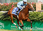 Acoma Stands Out in Locust Grove Handicap