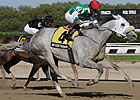 Afleet Again Upsets Withers; D&#39; Funnybone 4th