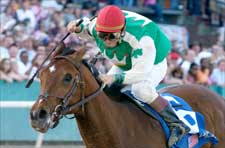 Afleet Alex New Leader on Graded Earnings List