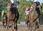 Handle, Attendance Rise for Travers Stakes