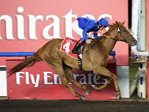 African Story wins the Burj Nahaar.