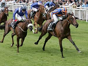 Again Victorious in Moyglare Stud Stakes