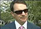 Irish Derby Interview - Trainer Aidan O&#39;Brien