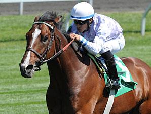 Al Khali in his 4/7/2012 Keeneland win.