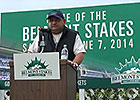 Alan Sherman on California Chrome, From NYRA