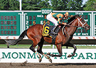 Albano Flies Home in Pegasus Romp