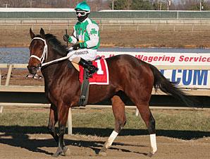 Alexandra Rylee wins the 2010 Brandywine Stakes.