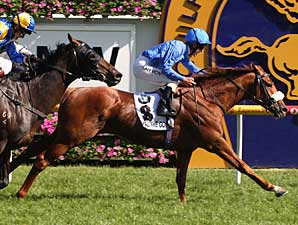 All The Good Conquers Caulfield Cup
