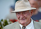 Jerkens Remembered at Gulfstream Park Service
