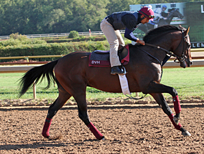Alternation at Louisiana Downs, September 8, 2011.