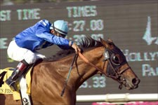 Always First Wins Sunset in U.S. Stakes Debut
