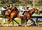 Sprint Champ Amazombie Heads Churchill Downs