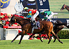 Ambitious Dragon Takes Hong Kong Mile