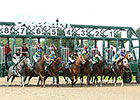 Oaklawn Ends With Handle Gains, Purse Records