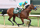 American Pharoah Impressive in Arkansas Derby