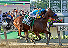 American Pharoah Claims Triple Crown Triumph