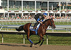 Sharp American Pharoah Ready for Return